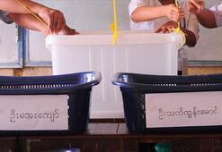 Myanmarda parlamento seçimini iktidar partisi kazandı