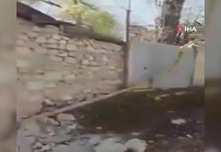 Azerbaycanlı asker 28 yıl sonra Şuşadaki evini buldu