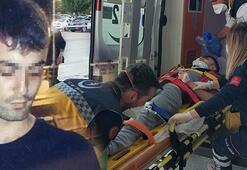 Lise öğrencisi pencereden düşüp ağır yaralandı