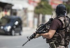 Diyarbakırda terör operasyonu: 12 gözaltı