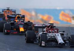 Formula 1 Türkiye GPde 2nci antrenman seansı tamamlandı
