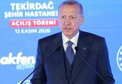 Son dakika Cumhurbaşkanı Erdoğan TVden izleyenlere seslendi: Ne olur bırakın
