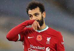 Son dakika - Liverpoolda Mohamed Salahın covid-19 testi pozitif çıktı