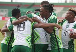 Son dakika - Muhteşem geri dönüş 8 gollü maçta Nijeryada büyük yıkım...