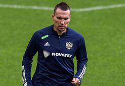 Son dakika | Rusyada testi negatife dönen 3 oyuncu antrenmana çıktı