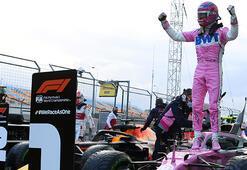 Formula 1 Türkiye GPsinde tüm dünyayı şaşkına uğratan sonuç Hamilton ve Ferrari yıkıldı...