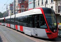 Kabataş-Bağcılar tramvay hattında kaza Seferler aksadı