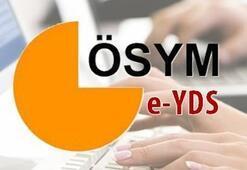 e-YDS 2020/12 İngilizce Sonuçları açıklandı ÖSYM giriş e-YDS sonuç ekranı