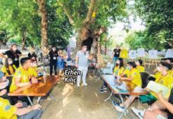 Kızılçullu gençlerine Endonezya'dan ödül