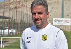 Hamza Hamzaoğlu: İyi oynamadığımızın farkındayız