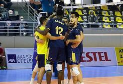 Arhavi Voleybol-Fenerbahçe HDI Sigorta: 0-3