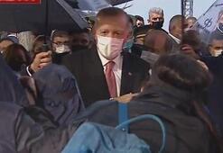 Son dakika: KKTCde tarihi ziyaret Erdoğan 46 yıl sonra açılan Maraşta
