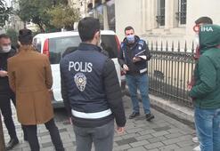 İstanbulda korona denetimi