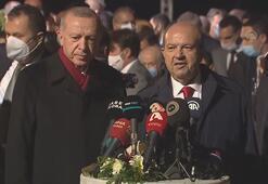 KKTC Cumhurbaşkanı Tatar: Bizim yolumuz barış güvenlik yoludur.