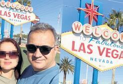 Kızı Instagramda görünce... Las Vegasa takıldı