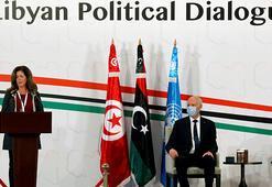 Son dakika... Libya Siyasi Diyalog Forumu haftaya ertelendi