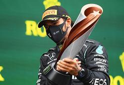 Formula 1 Türkiyede tarihe geçen şampiyonluk
