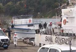 Sinop açıklarında, teknede 85 kaçak göçmen yakalandı