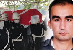 Kazada hayatını kaybeden Osmaniyeli polis toprağa verildi