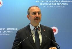 Adalet Bakanı Gül: Mağdura tanınan hakları daha da geliştiriyoruz