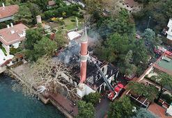 Vaniköy Camii İmamı: Ziynet eşyalarımı yangın sonrası bulamadık