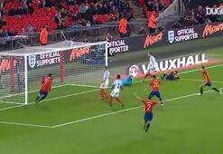 Isconun İngiltereye attığı son dakika golü