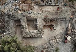 Uladaki Ortaçağ kalesinin surları turizme kazandırılacak