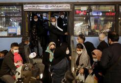 Koronavirüs İranda hayatı durdurdu, günlük can kaybı 500e yaklaştı