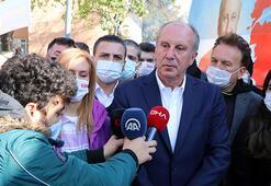 Eski CHP Milletvekili Muharrem İnce, Çankırıda esnafı ziyaret etti