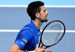 Djokovic, Schwartzmanı 2-0 mağlup etti