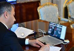 İstanbulda koronavirüs toplantısı Vali açıklama yaptı