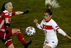 A Milli Kadın Futbol Takımında Sevgi Çınar üzüntüsü