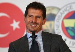 Fenerbahçede Emre Belözoğlu: Şampiyon olalım, en büyük hedefim bu