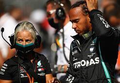 Son dakika - Formula 1 şampiyonu Hamilton açıkladı İşte gizli kahraman...