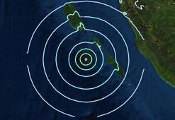 Son dakika: Endonezya'da 6,3 büyüklüğünde deprem