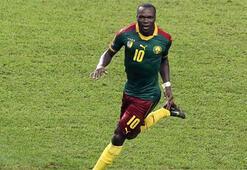 Aboubakar yine attı | Milli takımda durmuyor...