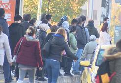 İstanbulda toplu ulaşımda manzara yine değişmedi