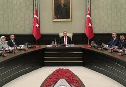 Kabine Toplantısı başladı Kabine Toplantısı ne zaman bitecek, yeni kararlar ne zaman açıklanacak