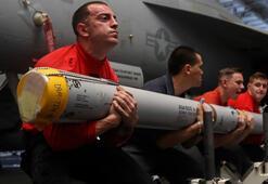 Son dakika: Füzeler yüklendi, savaş uçakları havalandı Dünya karıştı...