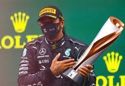 Mercedes 7. Dünya Şampiyonluğu için özel bir video klip hazırladı