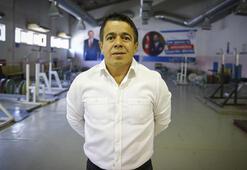 Halil Mutlu: Halter denilince Naim Süleymanoğlu ilk akla gelen isimdir