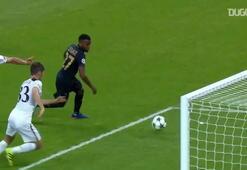Thomas Lemarın Şampiyonlar Liginde Tottenham Hotspura attığı goller