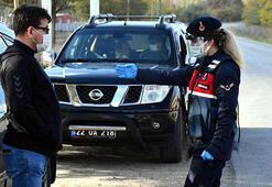 Vaka sayılarının arttığı Lüleburgazda 1 köy karantinaya alındı