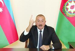 Aliyev: Ermenistan, uluslararası mahkemelerde hesap verecek