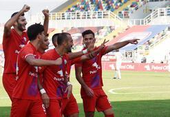 Altınordu-Royal Hastanesi Bandırmaspor: 2-0