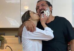Mehmet Yalçınkaya kızı Sude ile aynı projede