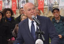 CHPli eski başkan Ekrem Eşkinata, Cumhurbaşkanına hakaretten 11 ay 20 gün hapis
