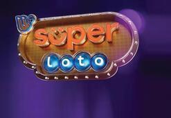 Süper Loto çekiliş sonuçları belli oldu İşte Süper Lotoda bu akşamın kazandıran numaraları...