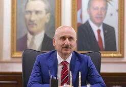 Bakan Karaismailoğlu açıkladı: Yüzde 82,3ü yerli imalat