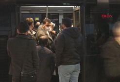 Metrobüste akşam yoğunluğu
